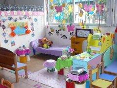 幼儿园娃娃家环境创设图片图片