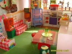 娃娃家设计图_幼儿园娃娃家布置图片_幼儿园娃娃家创设图片