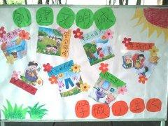 小班幼儿文明礼貌_幼儿园文明礼仪布置图片_幼儿园文明礼仪创设图片