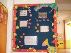 幼儿园边框布置图片_幼儿园家园栏布置图片_幼儿园家园联系栏设计图片