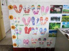 幼儿园家乡的风情主题墙布置图片