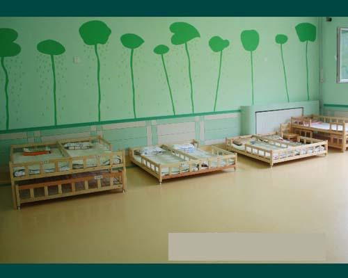 幼儿园休息室布置:干净整洁(2)