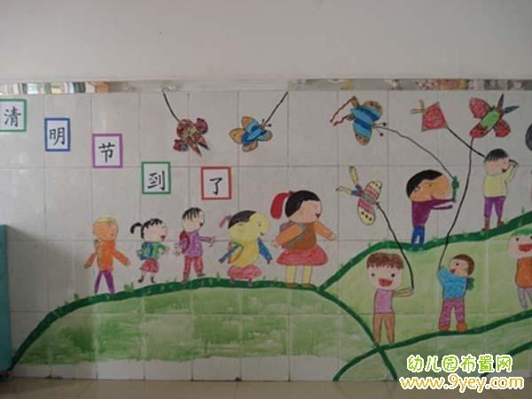 幼儿园牙齿主题墙:每颗牙齿的名称简笔画