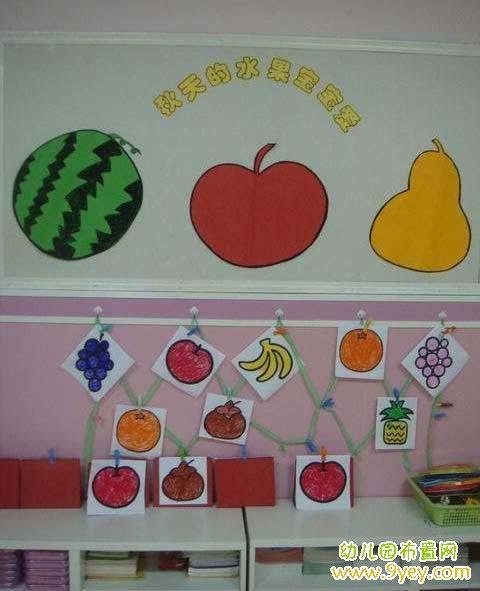 装修效果图   漂亮的幼儿园环境布置   小童星幼儿园 大环