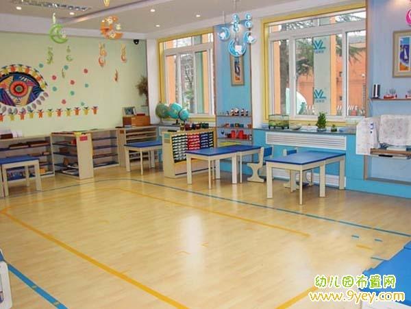 幼儿园活动教室布置_幼儿园布置网