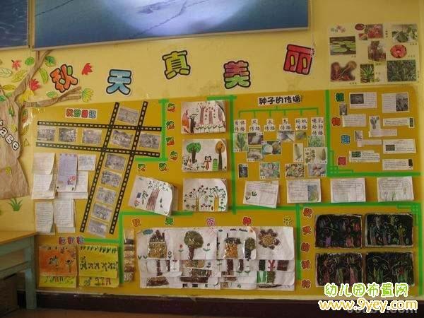 手工教室墙面边框图片