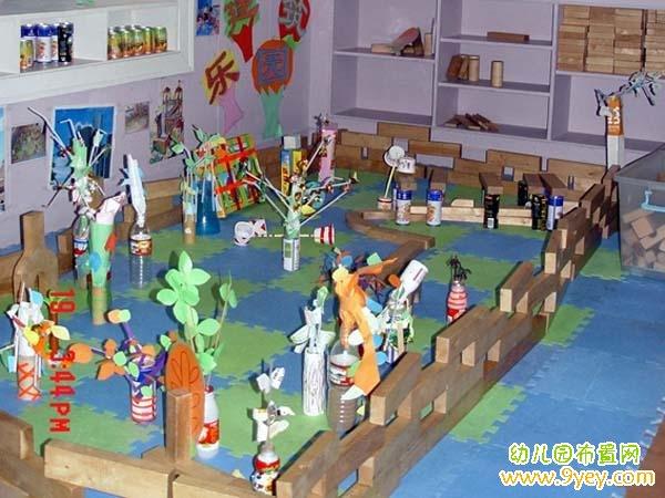 分隔线----------------------------         幼儿园小班建构图片