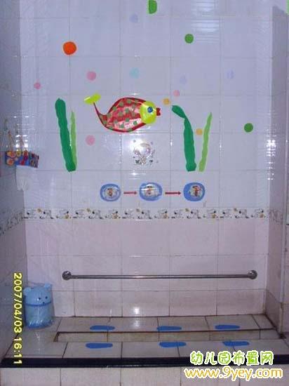 幼儿园科学探索室墙面布置