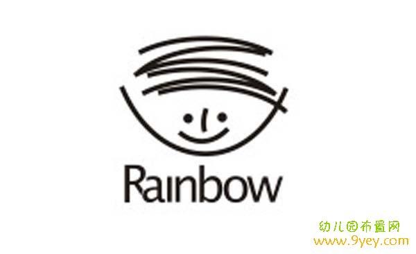 外国幼儿园园标logo设计