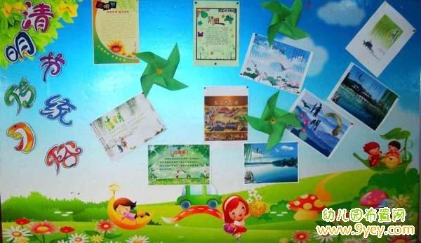 幼儿园室内主题墙设计分享展示