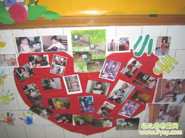 幼儿园五一劳动节墙面装饰图片