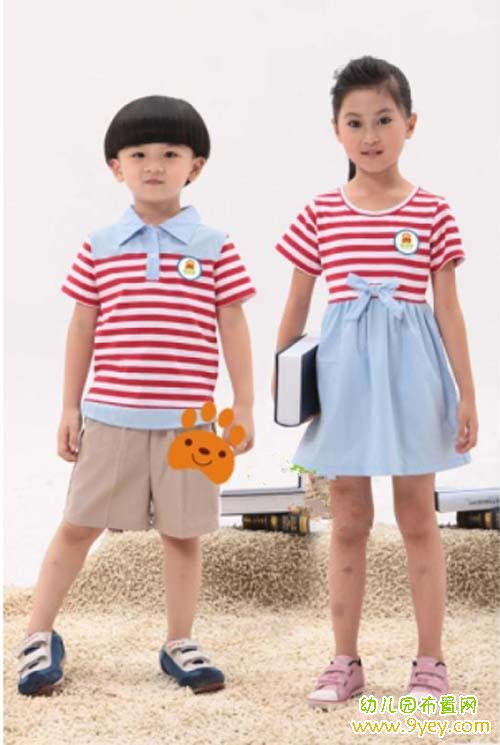 台湾幼儿园园服设计图片