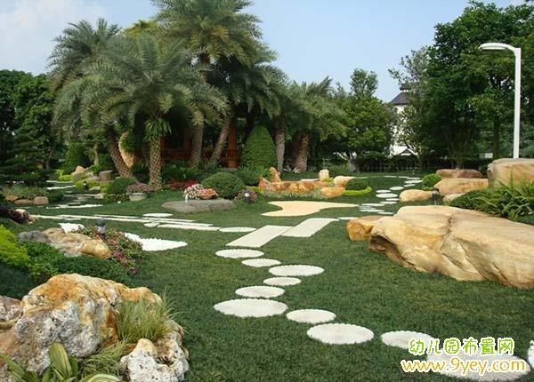 幼儿园园林景观设计案例图片