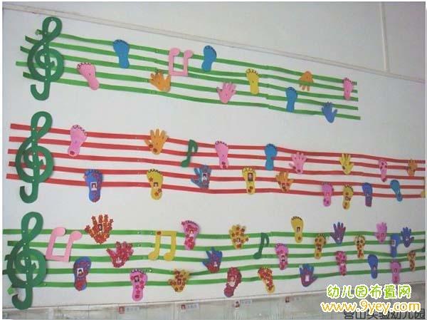 幼儿园小红花评比栏设计图片